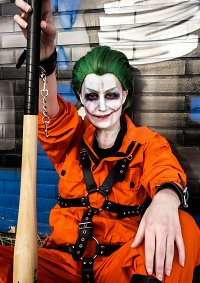 Cosplay-Cover: Joker (Arkham Asylum)