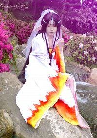 Cosplay-Cover: 阿修羅 Ashura-ou (Feuerkimono)