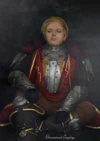 Cosplay-Cover: Cullen Stanton Rutherford