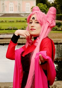 Cosplay-Cover: Black Lady