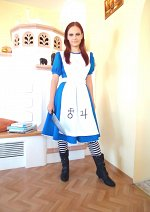 Cosplay-Cover: Alice - aus madness returns