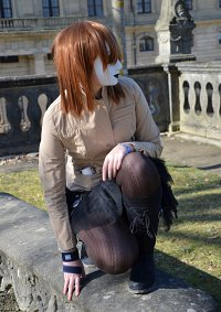 Cosplay-Cover: Fem! Masky (Marble Hornets)