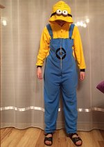 Cosplay-Cover: Minion Dave