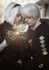 Cosplay-Cover: 9S