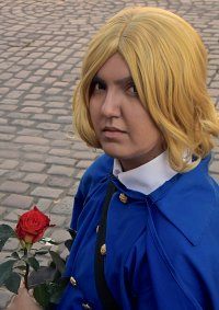 Cosplay-Cover: Francis Bonnefoy [Standardversion]
