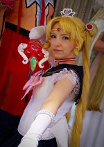 Cosplay-Cover: Princess Sailor Moon (Live Action)