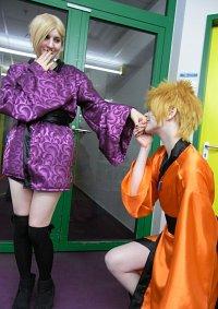 Cosplay-Cover: Ino Yamanaka (Kimono)