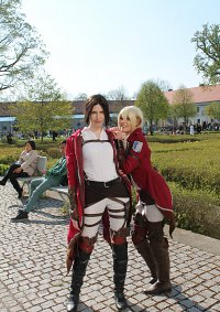 Cosplay-Cover: Ymir [Wings of Counterattack]