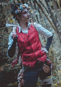 Cosplay-Cover: Wilson Percival Higgsbury (Don't starve)