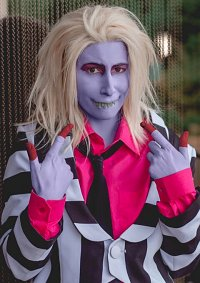 Cosplay-Cover: Beetlejuice (Cartoon)