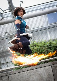Cosplay-Cover: Korra [Book 4]