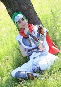 Cosplay-Cover: Genji Shimada (Young)