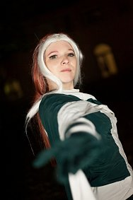 Cosplay-Cover: Rogue (Legacy)