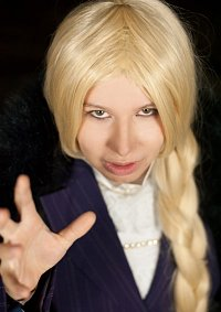 Cosplay-Cover: Belial