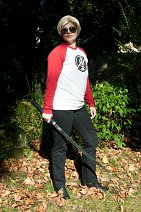Cosplay-Cover: Dave Strider