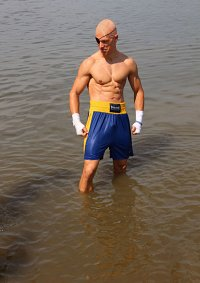 Cosplay-Cover: Sagat