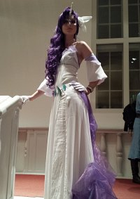 Cosplay-Cover: Rarity (cowslip)