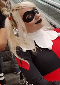 Cosplay-Cover: Harley Quinn (Classic)