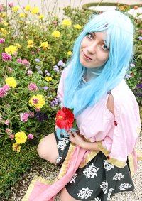Cosplay-Cover: Yamuraiha (Vol. 11 Back Cover)