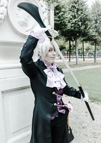 Cosplay-Cover: Xerxes Break (Night in Gale/Coming of Age)