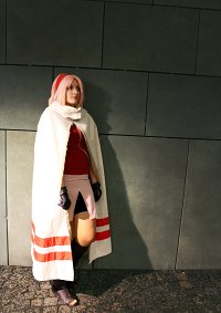 Cosplay-Cover: Sakura Haruno [Winter dress]