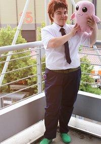 "Cosplay-Cover: Koushiro ""Izzy"" Izumi [tri. Summer Uniform]"