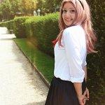 Cosplay: Mimi Tachikawa [tri. Summer Uniform]