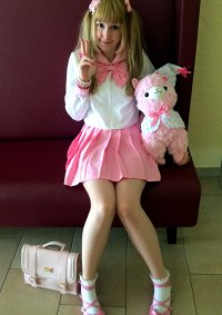 Cosplay-Cover: 学生服