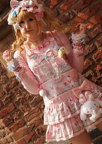 Cosplay-Cover: ☆Fancy♥Deco✮Fairy☾