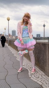 Cosplay-Cover: Pastel(。・_・。)Candy