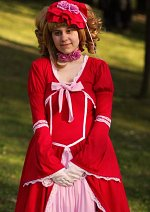 Cosplay-Cover: Elizabeth Middleford (Red Ball Gown)