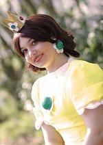 Cosplay-Cover: Princess Daisy [Mario Party 4]