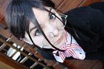 Cosplay-Cover: Grell Sutcliff [Uke-Butler]
