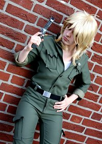 Cosplay-Cover: Kurz Weber ~Military Suit~