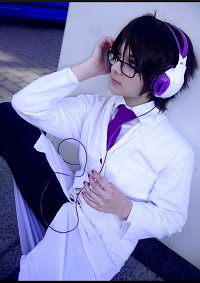 Cosplay-Cover: Kishitani Shinra [Psychedelic Dreams]