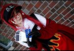 Cosplay-Cover: Grell Sutcliff [Musical 1 Promotion]