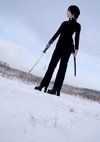 Cosplay-Cover: Black Swordsman