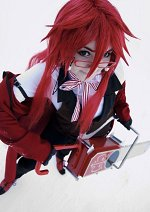 Cosplay-Cover: Grell Sutcliff [Basic]