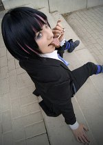 Cosplay-Cover: Stocking Anarchy [male]