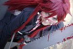 Cosplay-Cover: Grell Sutcliff [Jack the Ripper]