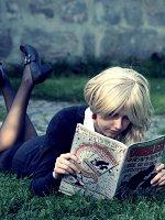 Cosplay-Cover: Luna Lovegood [OotP]