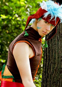 Cosplay-Cover: Ranulf
