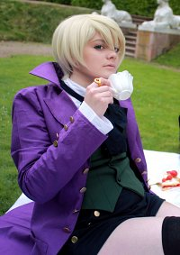 Cosplay-Cover: Alois Trancy [remake]