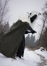 Cosplay-Cover: Drizzt Do'Urden