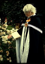 Cosplay-Cover: Kantarou Ichinomiya (Priester Version)