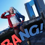 Cosplay: Harley Quinn 【 ハーレイ・クイン 】 • 「 Suicide Squad 」