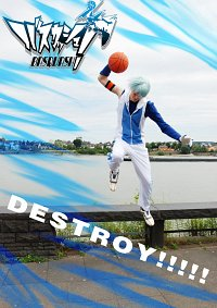 Cosplay-Cover: Iceman Hotty