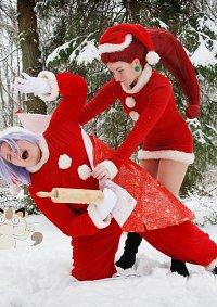 Cosplay-Cover: Jessie/Musashi » Christmas