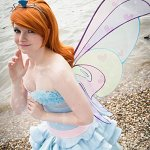 Cosplay: Bloom » Harmonix