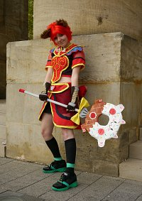 Cosplay-Cover: Kiseky